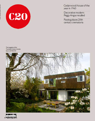 C20 magazine front cover.